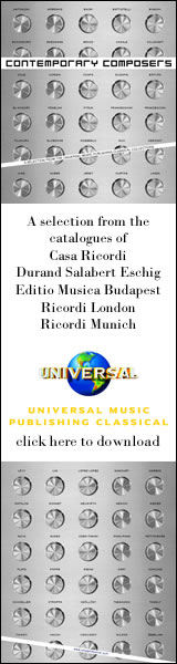 Universal Music Publishing Classical